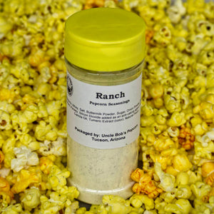 Ranch Popcorn Seasonings - Uncle Bob's Popcorn