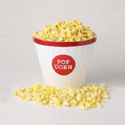 Seed Catcher Popcorn Bowl - Uncle Bob's Popcorn