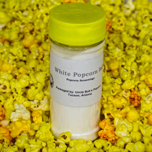 White Popcorn Salt - Uncle Bob's Popcorn