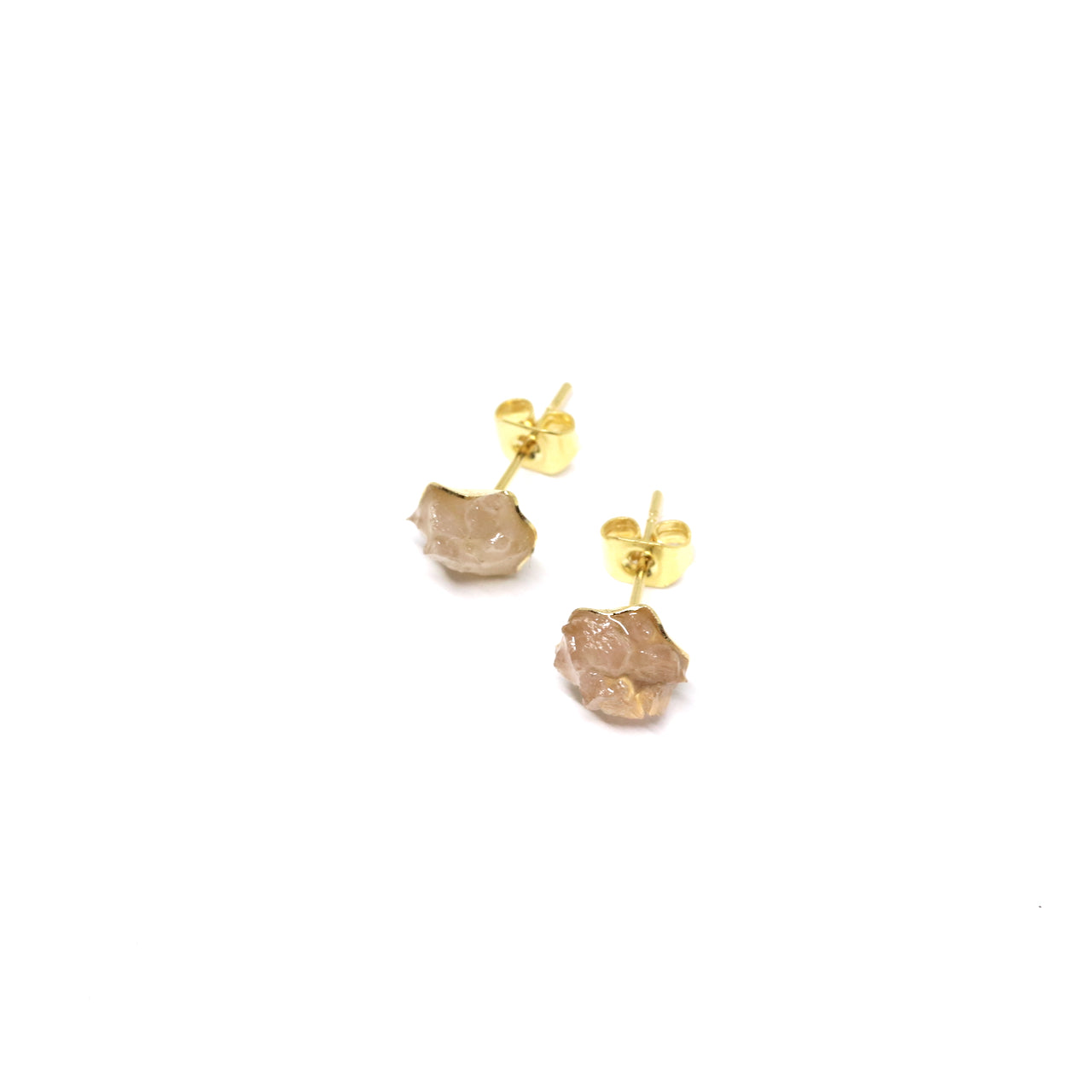 Gold Crush Studs