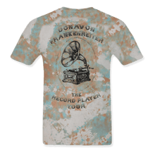 Load image into Gallery viewer, The Record Player Tour Tye Dye Lady Medium Tee