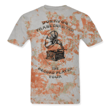 Load image into Gallery viewer, The Record Player Tour Tye Dye Unisex Medium Tee