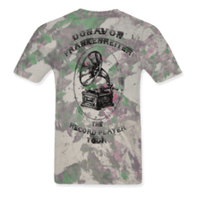 Load image into Gallery viewer, The Record Player Tour Tye Dye Lady Small Tee