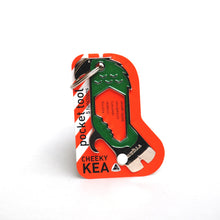 Load image into Gallery viewer, Cheeky Kea Key Ring