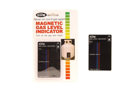 Magnetic Gas Level Indictator