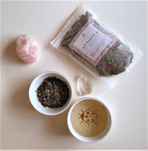 The Better Tea Blends - delicious herbal tea to calm and support