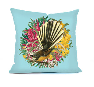 Botanical Bird Cushion Covers