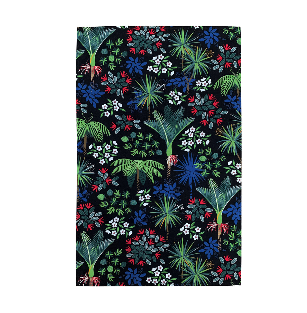 NZ Native Plant Tea Towels by DQ