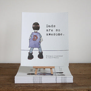 Dads Are Awesome Book