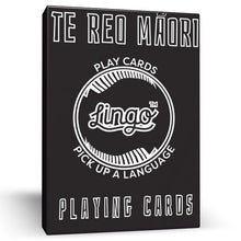 Load image into Gallery viewer, Kiwi Lingo Playing Cards - Te Reo Maori, Kiwi Slang and Millennial