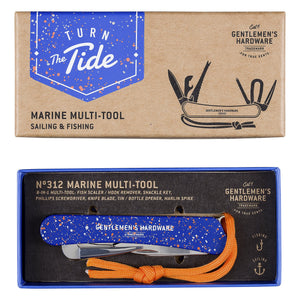 Marine Multi Tool Pocketknife