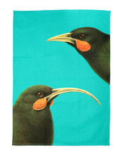 Load image into Gallery viewer, Bright Native Bird Tea Towels