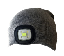 Load image into Gallery viewer, LED Torch Beanie
