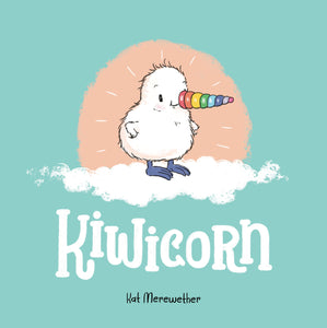 Kiwicorn Books and Soft Toys