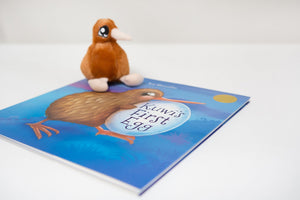 Kuwi The Kiwi Books