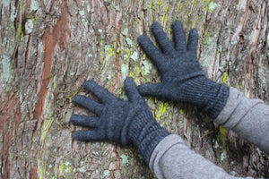 Possum/wool Gloves by Lothlorian