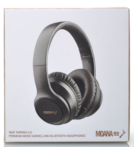 Noise Cancelling Headphones #6 by Moana Road