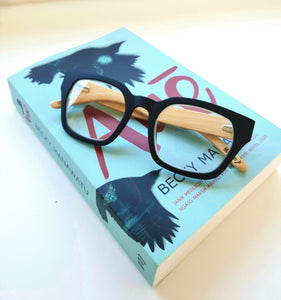 Reading Glasses by Moana Road