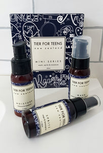 Tier for Teens - teenage skin care range