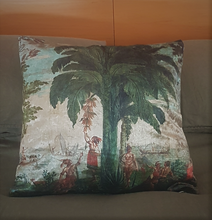 Load image into Gallery viewer, Velvet Pacifica Cushion Cover
