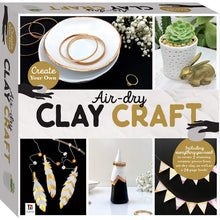 Load image into Gallery viewer, Air Dry Clay Craft Kit