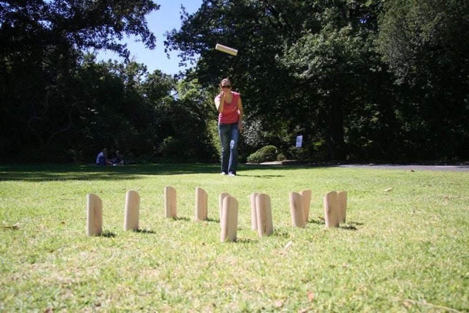 Finska - Wooden Throwing Game