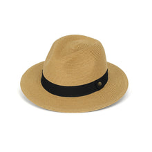 Load image into Gallery viewer, Havana Sun Hat - adjustable and packable