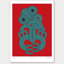 Load image into Gallery viewer, Totaea's Tiki Prints