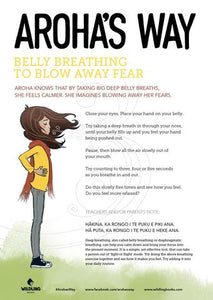 Aroha's Way - Helps Children with Anxiety
