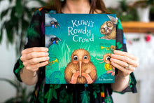 Load image into Gallery viewer, Kuwi The Kiwi Books