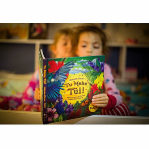 Tu Meke Tui Childrens Book
