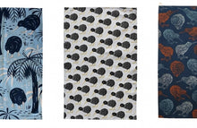 Load image into Gallery viewer, Kiwi Bird Tea Towels by DQ design