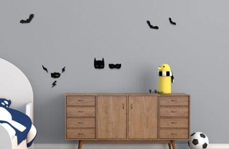Bat Box Decals