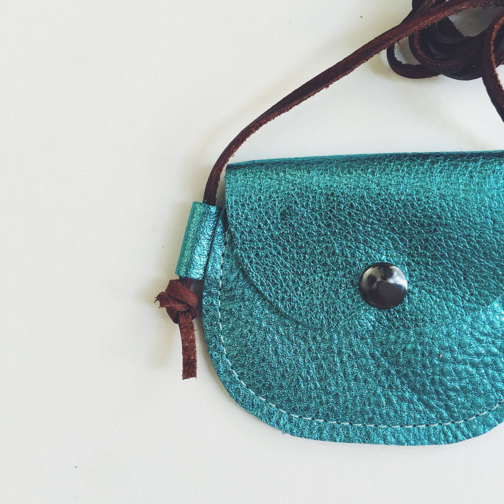 Wanderlust Pocket | Mermaid