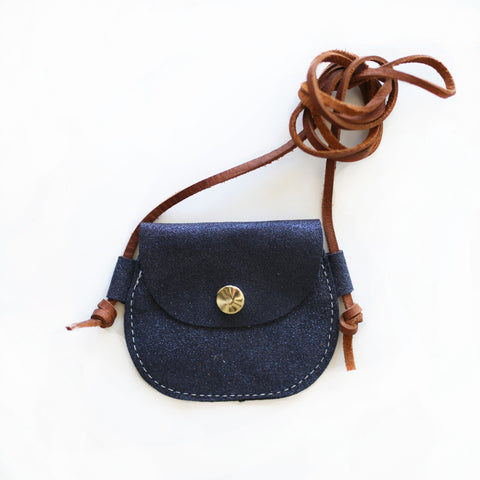 Wanderlust Pocket | Lapis Blue