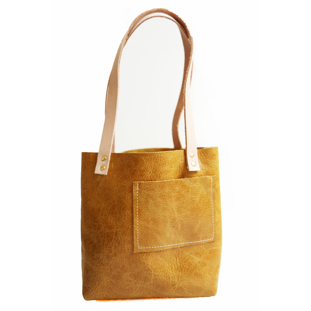 Classic Tote | Spicy Mustard