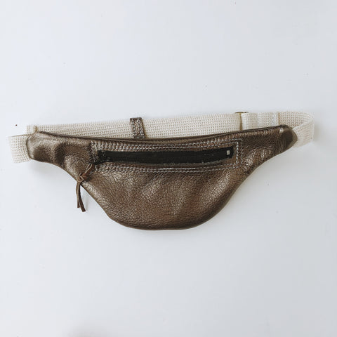 Fanny Pack | Pewter