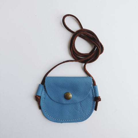 Wanderlust Pocket | Skye Blue