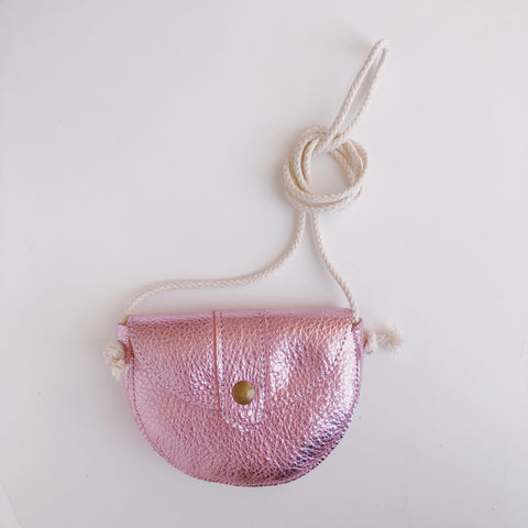 Saddle Bag | Cotton Candy