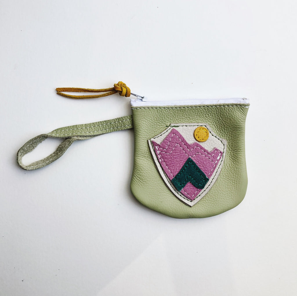 Pioneer Pouch | Adventure Badge