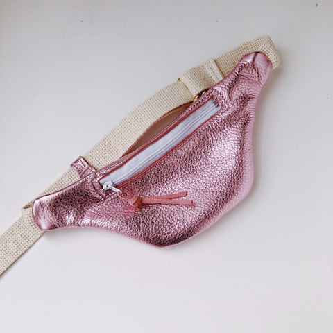 Fanny Pack | Cotton Candy Pink