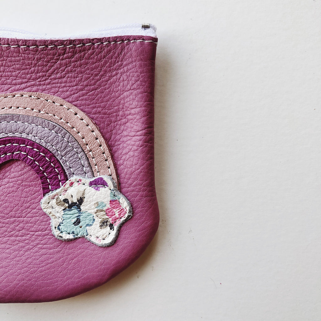 Pioneer Pouch | Sweet Lilac Rainbow