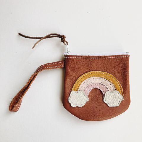 Pioneer Pouch | Vintage Rainbow