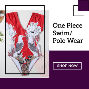One Piece Swim/Pole Wear