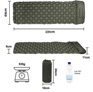 "Outdoor Isomatte ""WILDVIVAL Mat II"""