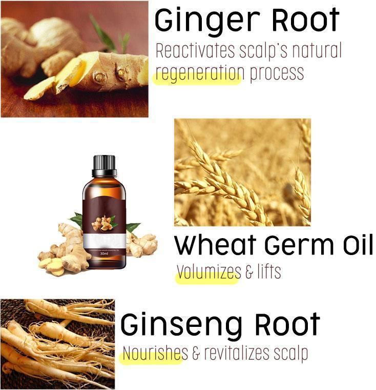 Ginger Root Hair Regrowth Essence