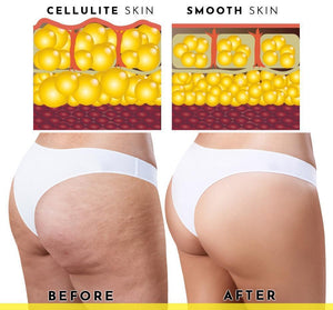 PRO Caffeine Cellulite-Free Toning Cream