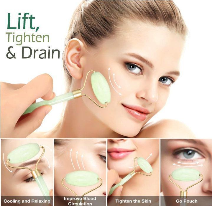 Face Sculpting Jade Roller
