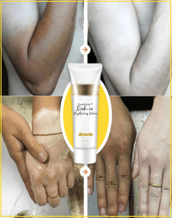 PureWhite™ Sink-In Brightening Lotion