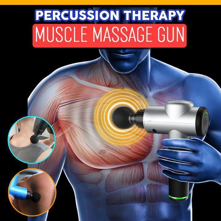 Percussion Therapy Muscle Massage Gun